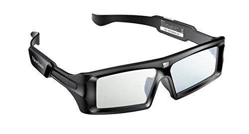 ViewSonic PGD-250 Active Stereographic 3D Shutter Glasses for sale  Delivered anywhere in USA