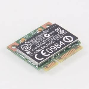 Amazon.com: 2 en 1 wifi + Bluetooth 4.0 inalámbrico tarjeta ...