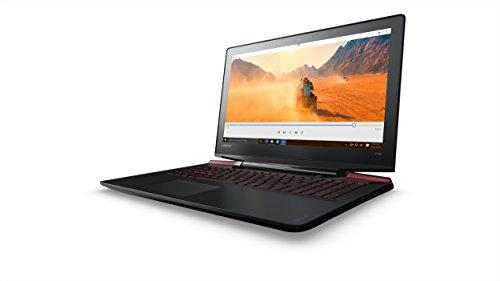 Lenovo Y700 - 15.6 Inch Full HD Gaming Laptop with Extra Storage (Intel Core i7, 16 GB RAM, 1TB HDD + 256 GB SSD, NVIDIA GeForce GTX 960M, Windows 10) 80NV00Q9US by Lenovo (Image #3)
