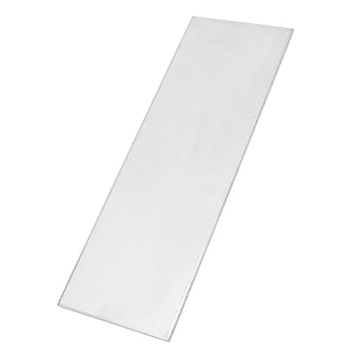 Hitommy 300x100x4mm Titanium Sheet Plate Gr.5 Metal Titanium 6al-4v Sheet