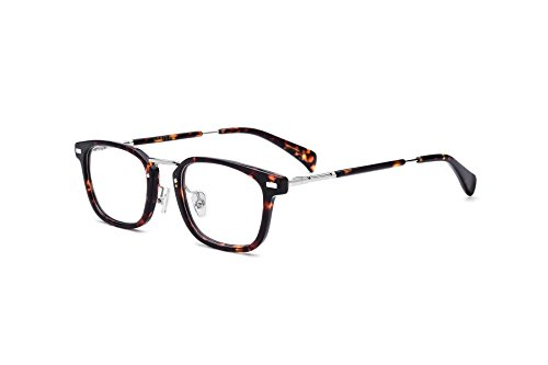 HEPIDEM Acetate Square Glasses Frame Men 2017 New Prescription Glasses Women Optical Frame Eyewear 81026 - Fashion Glasses Prescription 2017