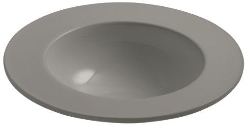 KOHLER K-2282-K4 Camber Self-Rimming Bathroom Sink, Cashmere
