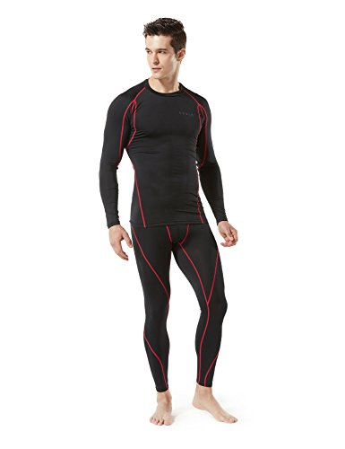 3d3570ff0723e Home / Sports and Outdoors / Sports and Fitness / Clothing / Active / Tesla  Men's Compression Pants ...