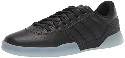 - adidas Originals Men's City Cup, Black/Clear Sky, 8 M US