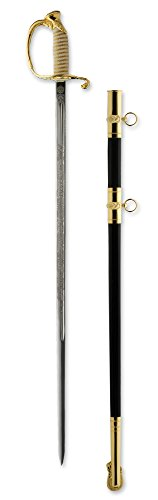 28 inch US Coast Guard Officer Sword & Scabbard