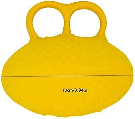Ddbrand Doigt Appareil de Gym Ball Main Renforcement Squeeze Boule Renforcement /Équipement pour Arthrite