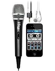 iRig Mic – Handhållna mikrofoner för iPhone, iPad och Android