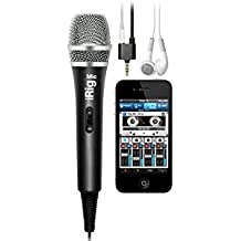 IK Multimedia iRig Mic for iPhone, iPod Touch,iPad