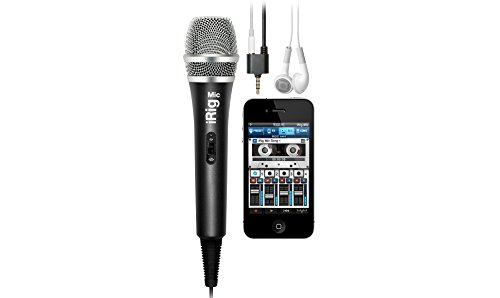 IK Multimedia iRig iPhone Touch