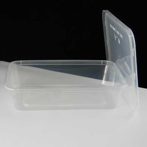 Holland Plastics Original Brand 25 X 650 ml plástico Alimentos ...