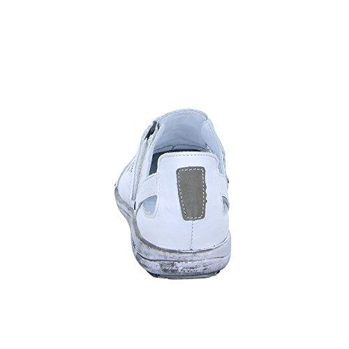 Kacper 2-4355 Sandalo Da Donna Sandalo Per Il Tempo Libero Con Cuciture Decorative