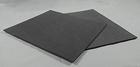 Black EVA Foam Sheets for Arts and Crafts 2mm Thick 30 Pack by Better Office Products 30 Sheets Bulk Pack Black Color 9 x 12 Inch