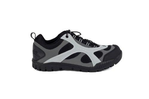 Spiuk Nervio MTB - Zapatillas de ciclismo unisex, color gris, talla 39