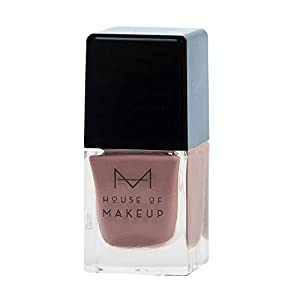 House Of Makeup Long Lasting Nail Polish in luxurious Matte Finish in Wine shade: Hibiscus Tea, NON Chipping Formula…