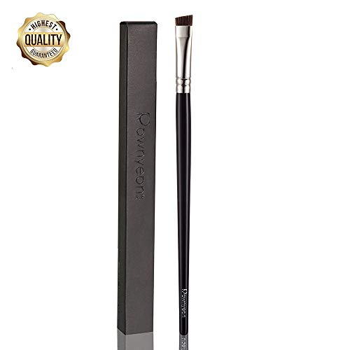 Rownyeon Eyebrow Brush, Angled Eye Brow Brush,Premium Quality