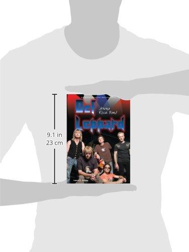 Def Leppard: Arena Rock Band (Rebels of Rock)