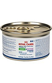 Royal Canin Veterinary Diet Feline Multifunction Urinary + Calm Morsels in Gravy Canned Cat Food 24/3 oz by Royal Canin