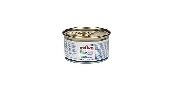 Amazon.com : Royal Canin Veterinary Diet Feline Multifunction Urinary + Calm Morsels in Gravy Canned Cat Food 24/3 oz : Pet Supplies