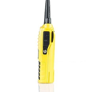 UHF 400-520mhz Ham BaoFeng UV-82HP High Power Dual Band Radio: 136-174mhz VHF Amateur Portable Two-Way