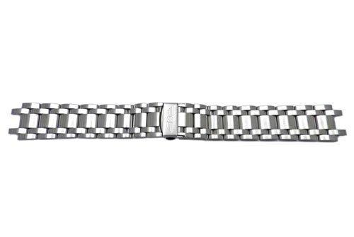 Swiss Army AirBoss Mach 3 Series Stainless Steel 22mm Watch Bracelet
