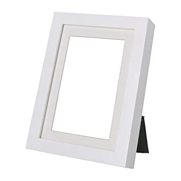 Amazoncom Ikea Ribba Frame White 7 34 X 9 34 Home Kitchen