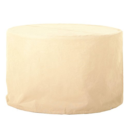 Grand Patio Round Table Cover Weather Resistant