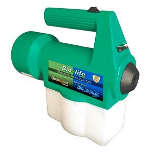 Dvelup Automotive Products Electric Applicator for Odor Removal & Prevention