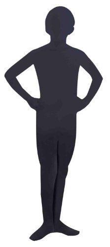 Costumes Halloween All (Forum Novelties I'm Invisible Bodysuit, Black, Child's)