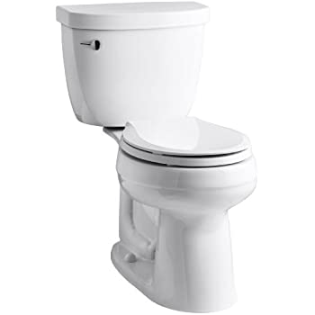 Amazon Com Kohler K 3609 0 Cimarron Comfort Height