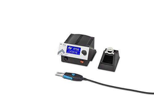 ERSA i-CON1V ESD Profi-Lötstation mit Chip-Tool Vario 2x 40W Auto-Standby kompatibel weiteren Lötwerkzeugen