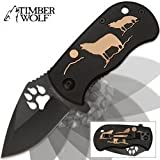 Timber Wolf Pack Leader Assist Folder, Outdoor Stuffs