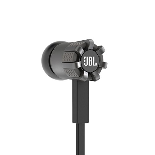 JBL canal type headphones JBL SYNCHROS S200 for iPhone / iPod / iPad Black SYNIE200IBLK (Japan Import)