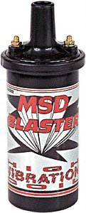 MSD 8222 Blaster High Vibration Ignition Coil