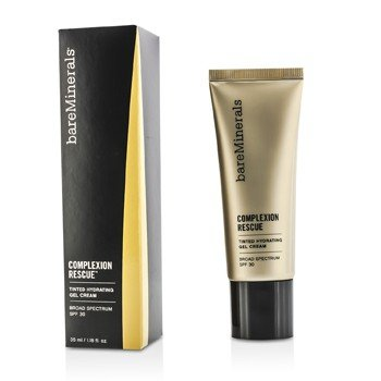 BareMinerals Complexion Rescue Tinted Hydrating Gel Cream SPF30 - #06 Ginger 35ml/1.18oz (Ginger Bare Minerals Complexion)