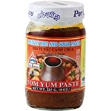 Tom Yum Paste (Instant Hot and Soup Paste) - 8oz (Pack of 1)