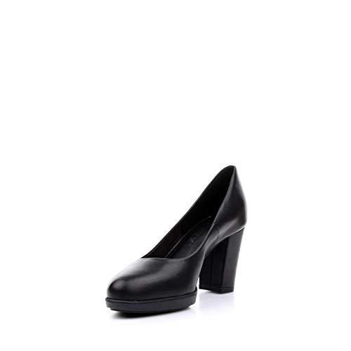 Black 02 Decollet Tacón Rosanna Los Mujer Zapatos Para Nuevo Con gyb76fY