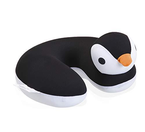 Almofada Pescoço Pinguim Etna Branco