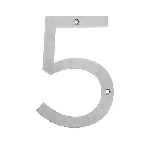 MAYKKE Hugo Stainless Steel House Number