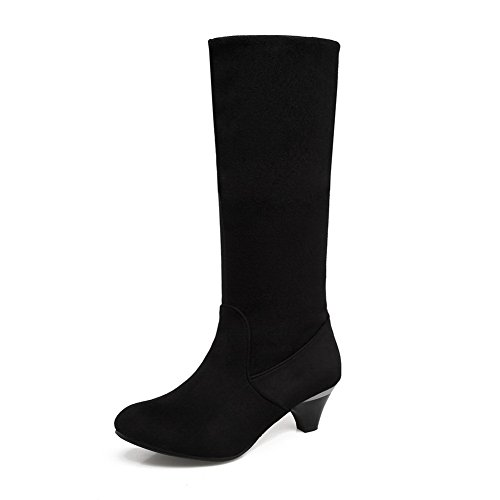 Sconosciuto Collo 1TO9 Nero 35 Black A MNS02395 EU Donna Alto RvxRn