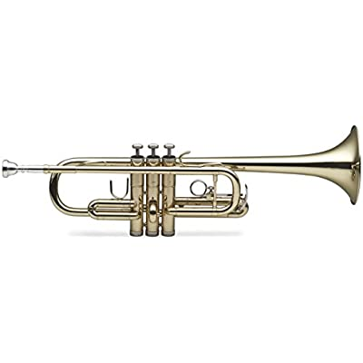stagg-ws-tr255-c-trumpet-with-case