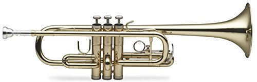 Stagg WS-TR255 C Trumpet with Case by Stagg