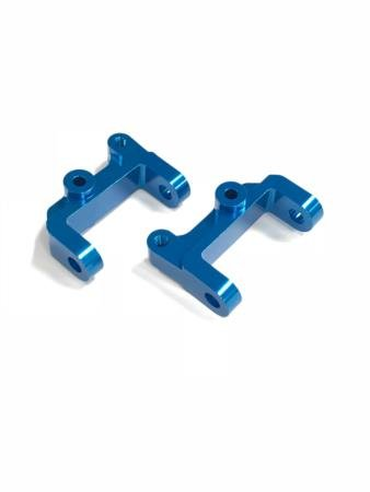 Helion HLNA1105 Aluminum Front Castor Blocks (2pcs) and Without Screw - Blocks Aluminum Castor