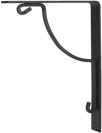 Ikea EKBY Hall – Soporte, Negro – 18 x 24 cm: Amazon.es: Hogar