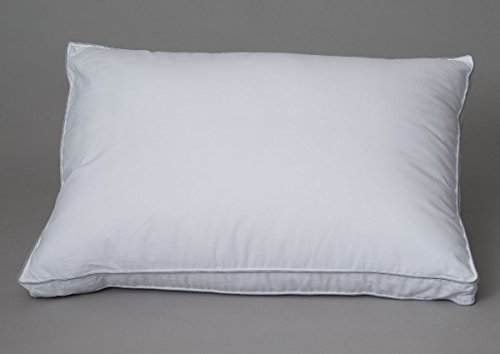 MicronOne Gusseted Anti-Allergen Pillow  White Standard/Quee