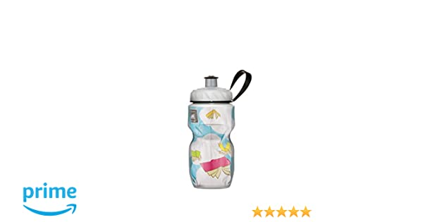 24 oz Polar Bottle IB24SOWh Insulated Water Bottle Snow