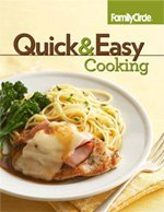 - Family Circle Quick & Easy Cooking, Vol. 4