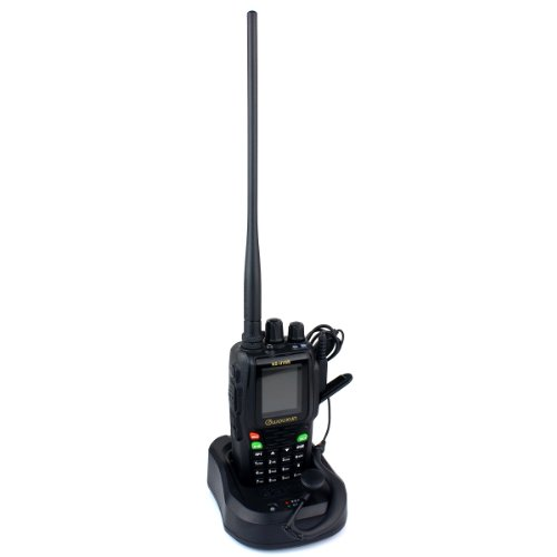 Price comparison product image Wouxun KG-UV8D VHF+UHF 136-174+400-479.995MHz 5W 999 Memory Channel VOX Duplex Cross-Band Repeating Two Way Radio 2 Pack
