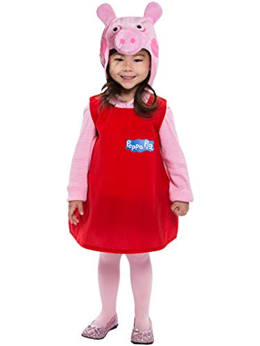 Peppa Pig Dress Costume for Toddler 3T-4