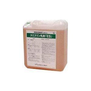 スミスリン乳剤「SES」 水性 5L 業務用殺虫剤 ゴキブリハエ蚊対策 B005J8W5KQ