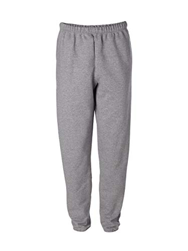 Jerzees Adult Super Sweats® Pants with Pockets - Oxford  -